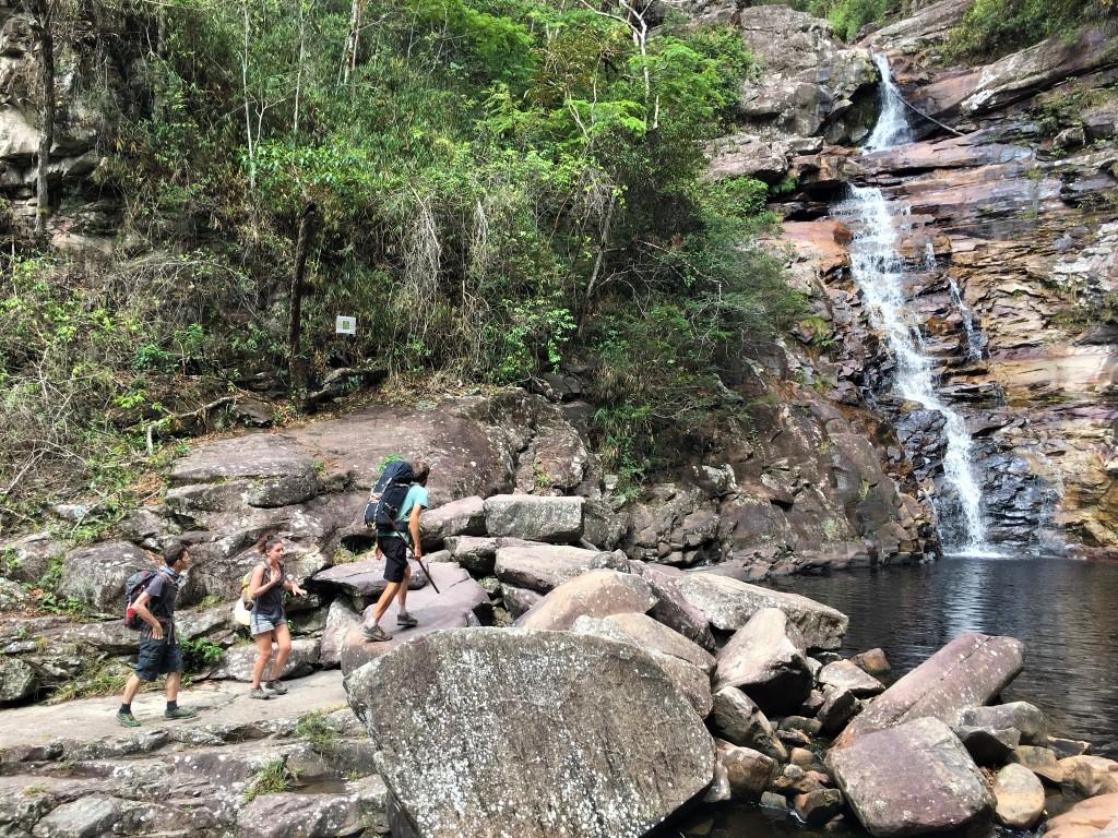 Rivières et cascades du Pati