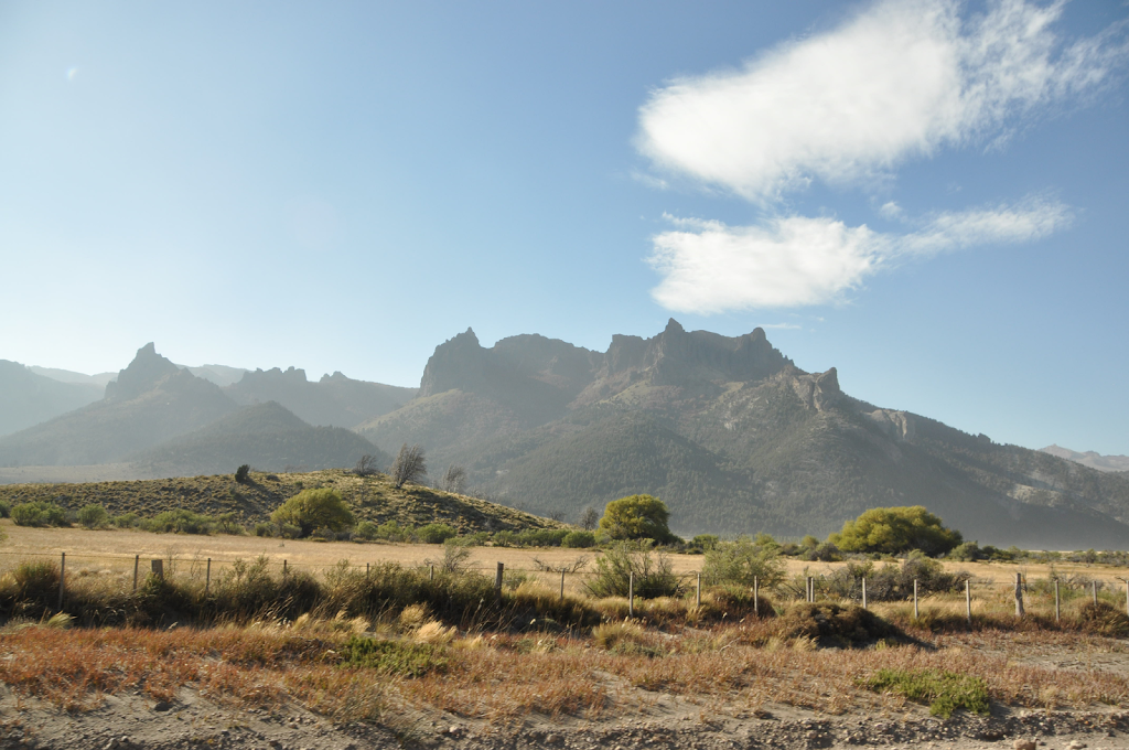 Chemin de piste – Alentours de Bariloche
