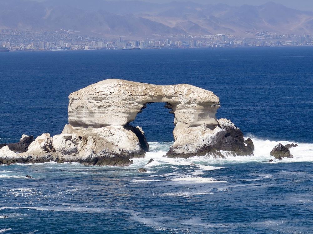 Antofagasta, côte pacifique – Chili