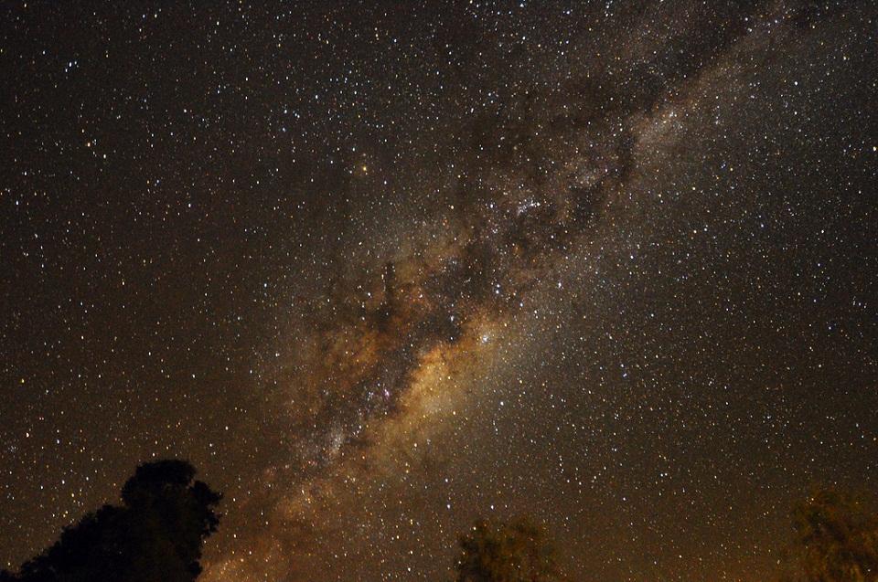 Ciel étoilé dans le Karoo – Afrique du Sud