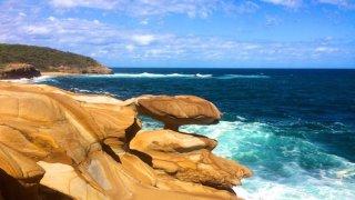 Coastal walk – Bouddi National Park, Australie