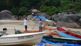 Communauté de pêcheurs Costa Verde