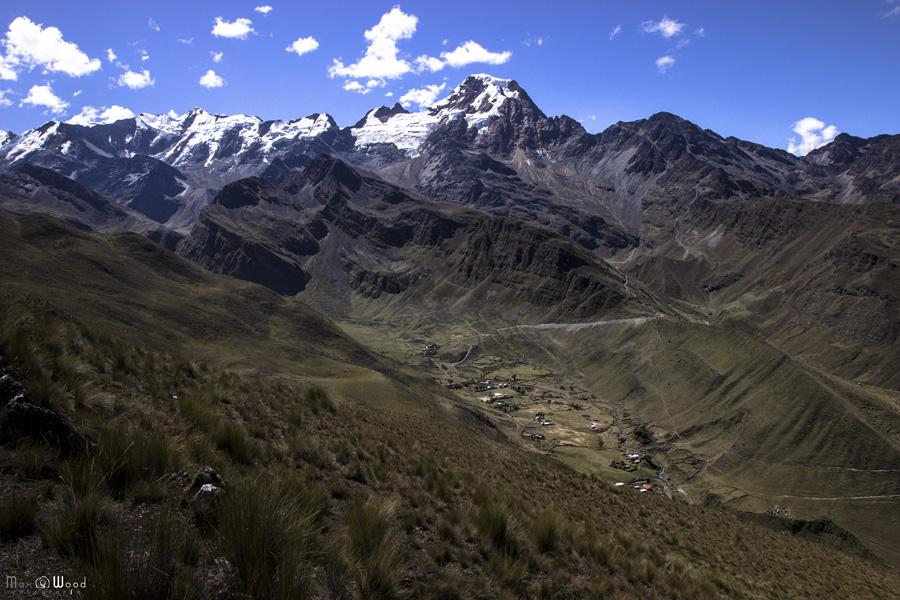 Cordillère Apolobamba – Cerro Akamani et pueblo Cañizaya, Bolivie