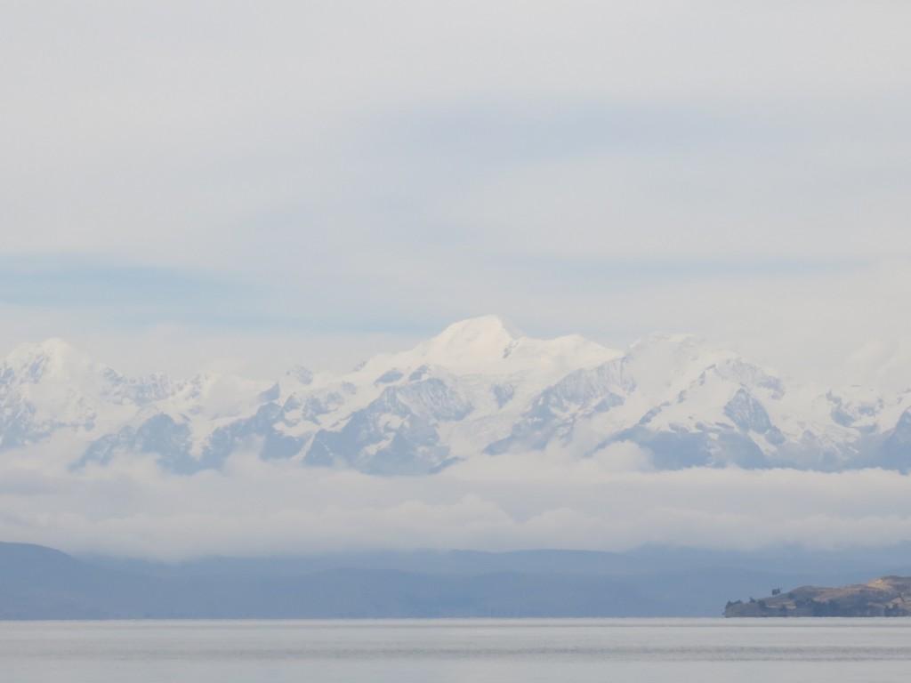 Cordillère des Andes – Bolivie