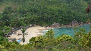 Costa Verde au Brésil