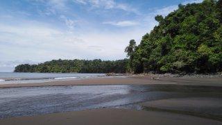 côte pacifique Colombie