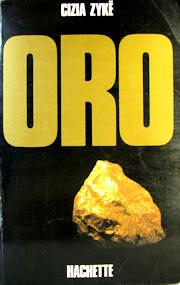 """Couverture du Best Seller """"Oro"""""""