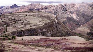Cratère de Maragua – Chuquisaca