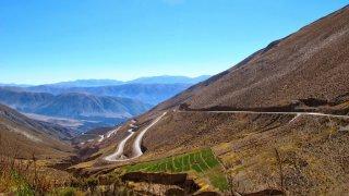 Cuesta de Lipan – Nord Ouest Argentin