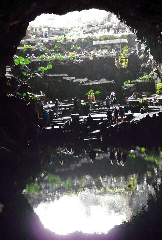 Cueva de los Jameos, Lanzarote, Canaries