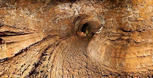 Cueva del viento (grotte du vent) – Tenerife, Espagne