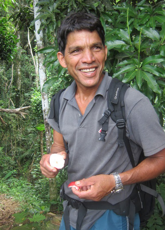Cy, guide Terra Brazil