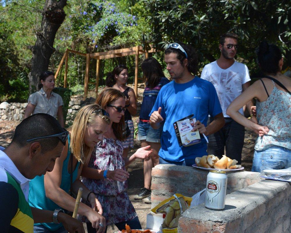 Déjeuner convivial – Vallée Aconcagua
