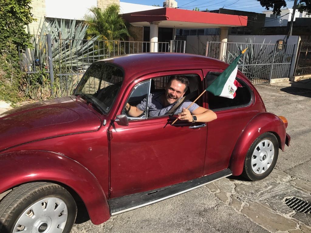 road trip au mexique – sébastien, Terra Maya