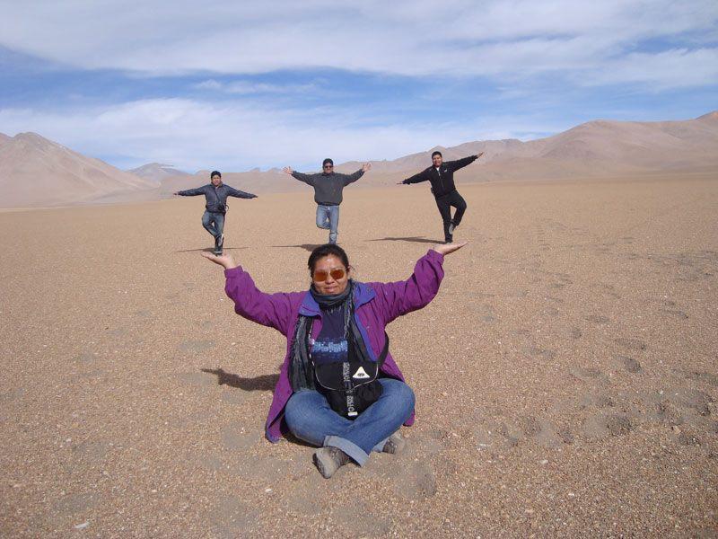 Désert de Dali – Bolivie