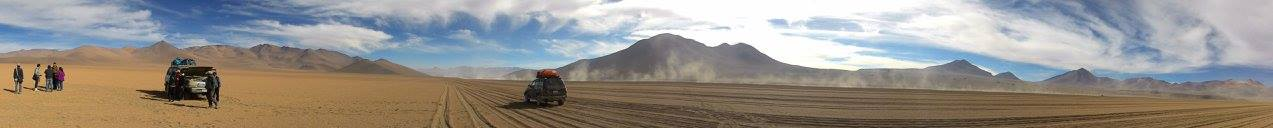 Désert de Siloli – Bolivie