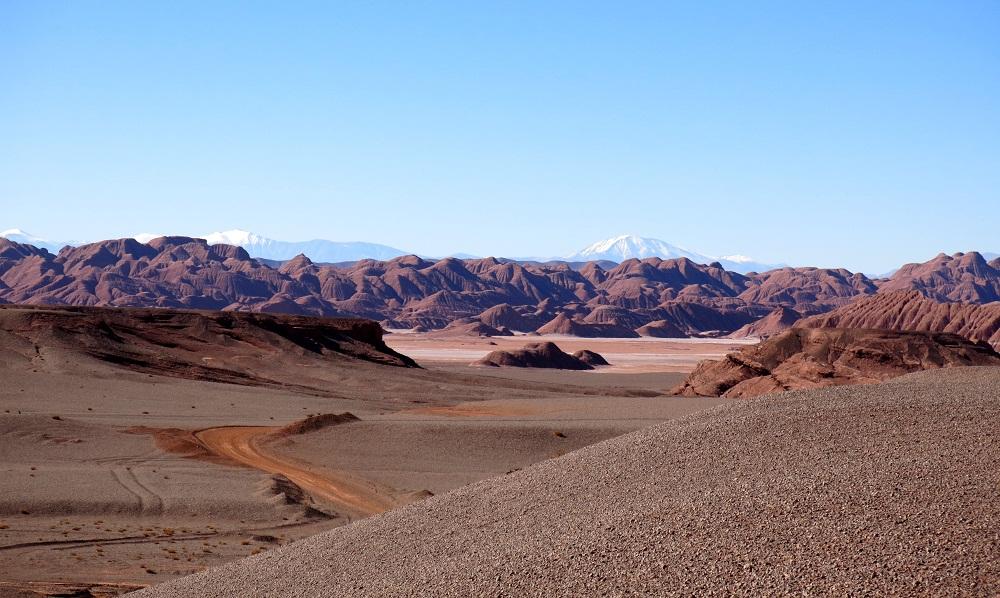 Désert du Diable et les 7 curvas – Argentine