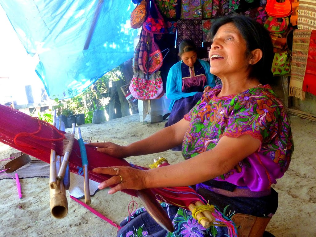 Femmes chamulas au Chiapas