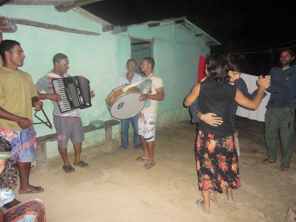 Forró chez nos hôtes dans la vallée du Pati – Chapada Diamantina
