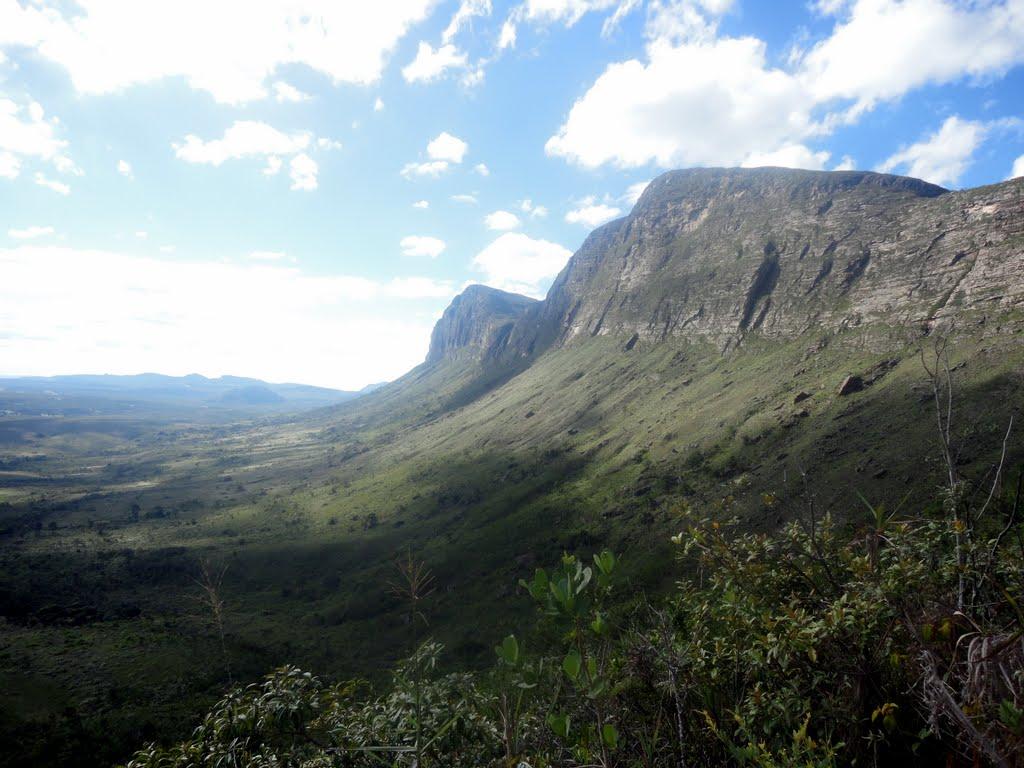 Fin du trekking, sortie du Parc de la Chapada Diamantina