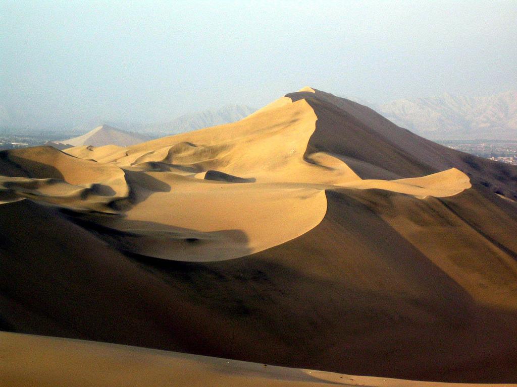 Dunes d'Ica – Pérou
