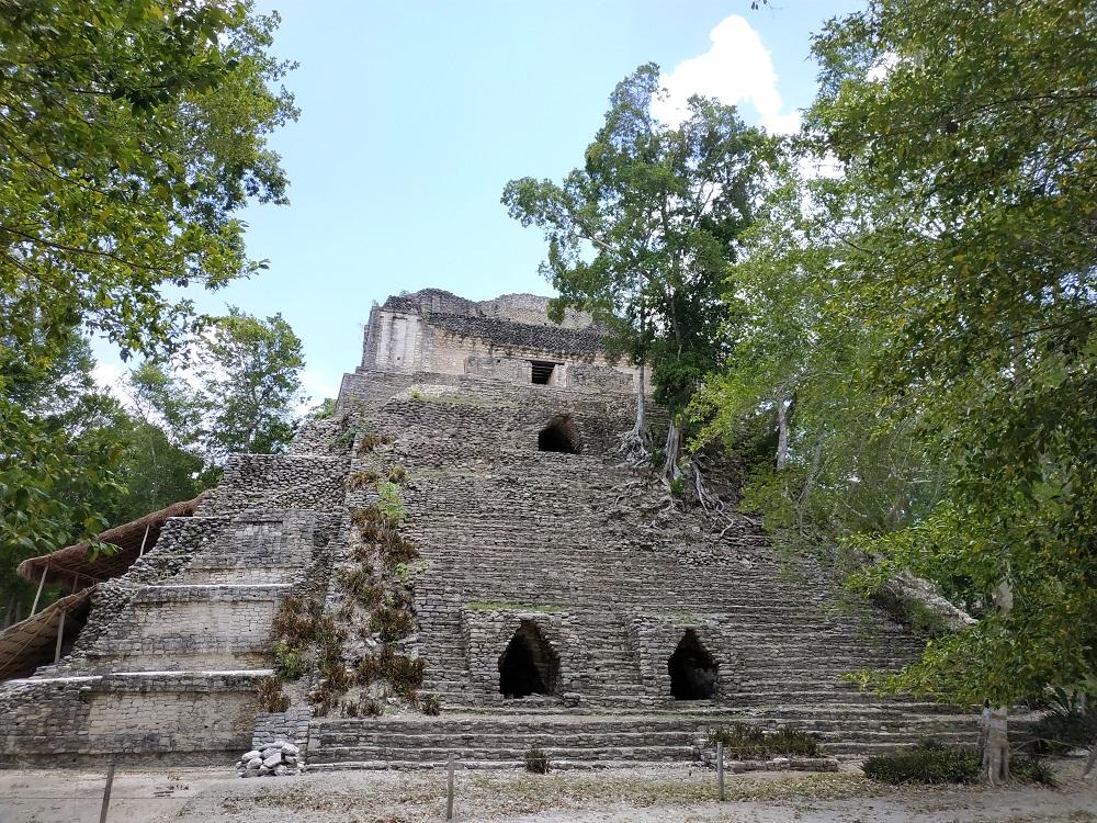 Dzibanche – Calakmul, voyage Mexique