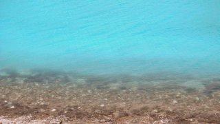 Eau turquoise de la Laguna Verde – Andes chiliennes