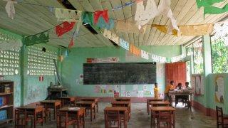 Ecole de la communauté San Juan de Yanayacu – Amazonie péruvienne
