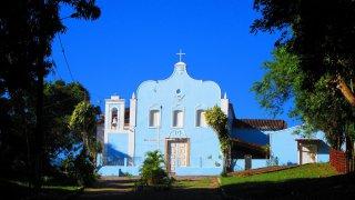 Eglise Boipeba centre ville