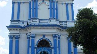 Eglise à San Cristobal de Las Casas