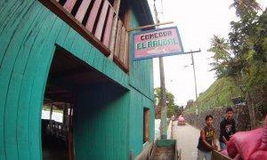 Transport du cacao à El Castillo – Nicaragua