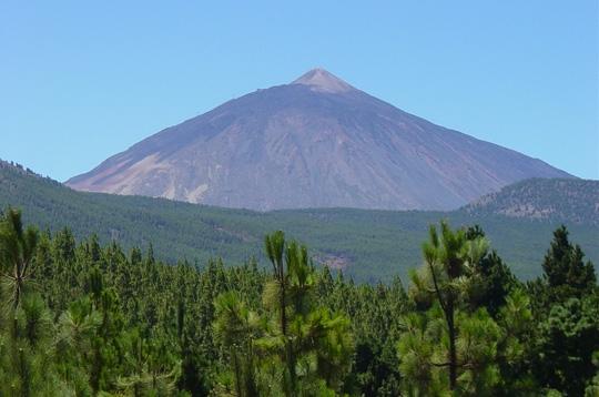 Le Teide, volcan – Canaries, Espagne