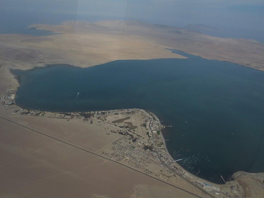 Envol pour découvrir les lignes de Nazca – Pérou