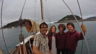 À bord avec l'équipe – voyage en espagne