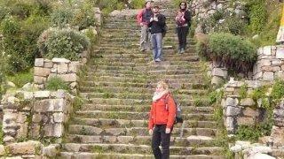 Escaliers Incas – Isla del Sol