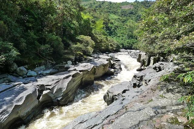 Estrecho Magdalena, Huila – Colombie