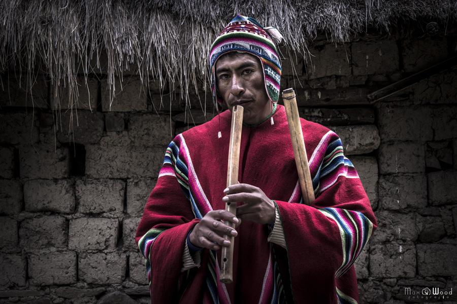 Eugenio – Chez les Kallawayas, Bolivie