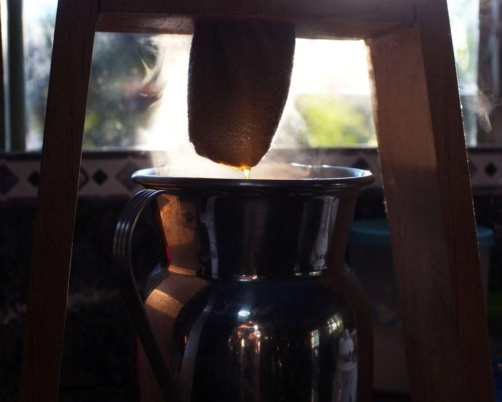 """Faire un café """"a la campesina"""" au Costa Rica"""
