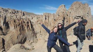 Flip et flop en Bolivie… 🙂