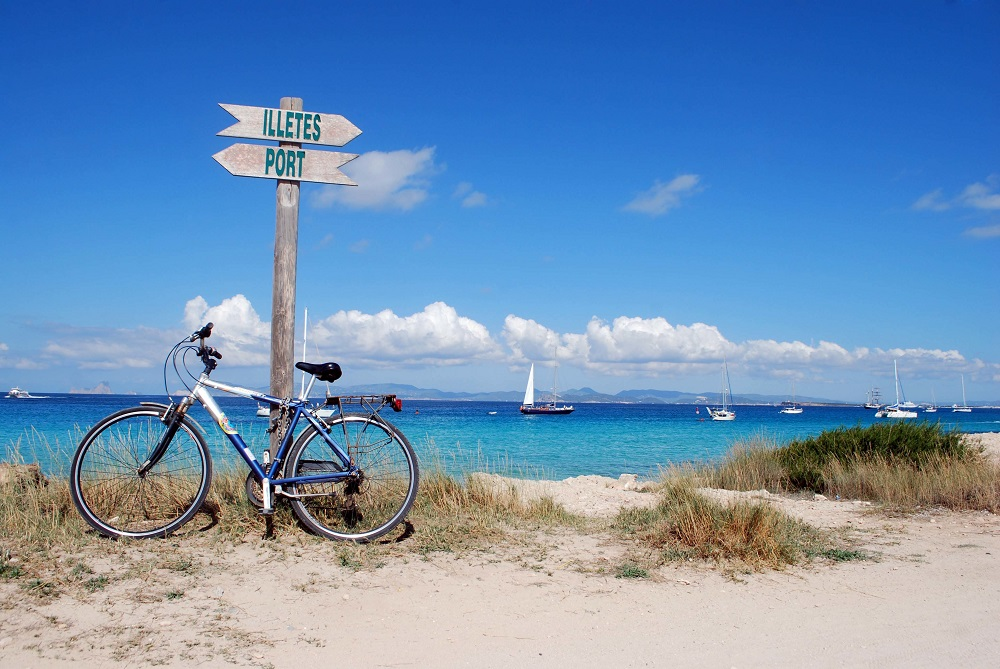Formentera aux Baléares – Top 5 iles d'Europe © almansablues