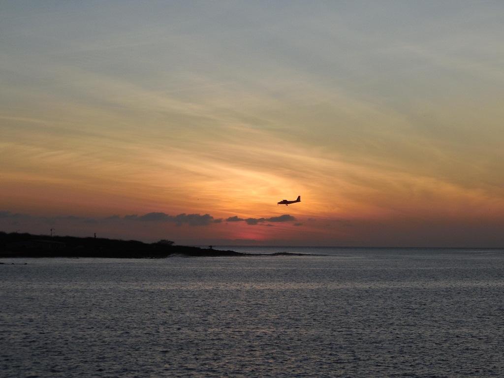 Coucher de Soleil, Galapagos