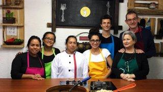 Atelier cuisine Guatemala