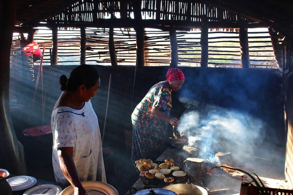 La cuisine, un lieu important pour les indigènes Wayúu – Colombie