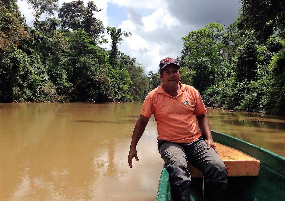 Guide réserve naturelle Indio Maiz – voyage au Nicaragua