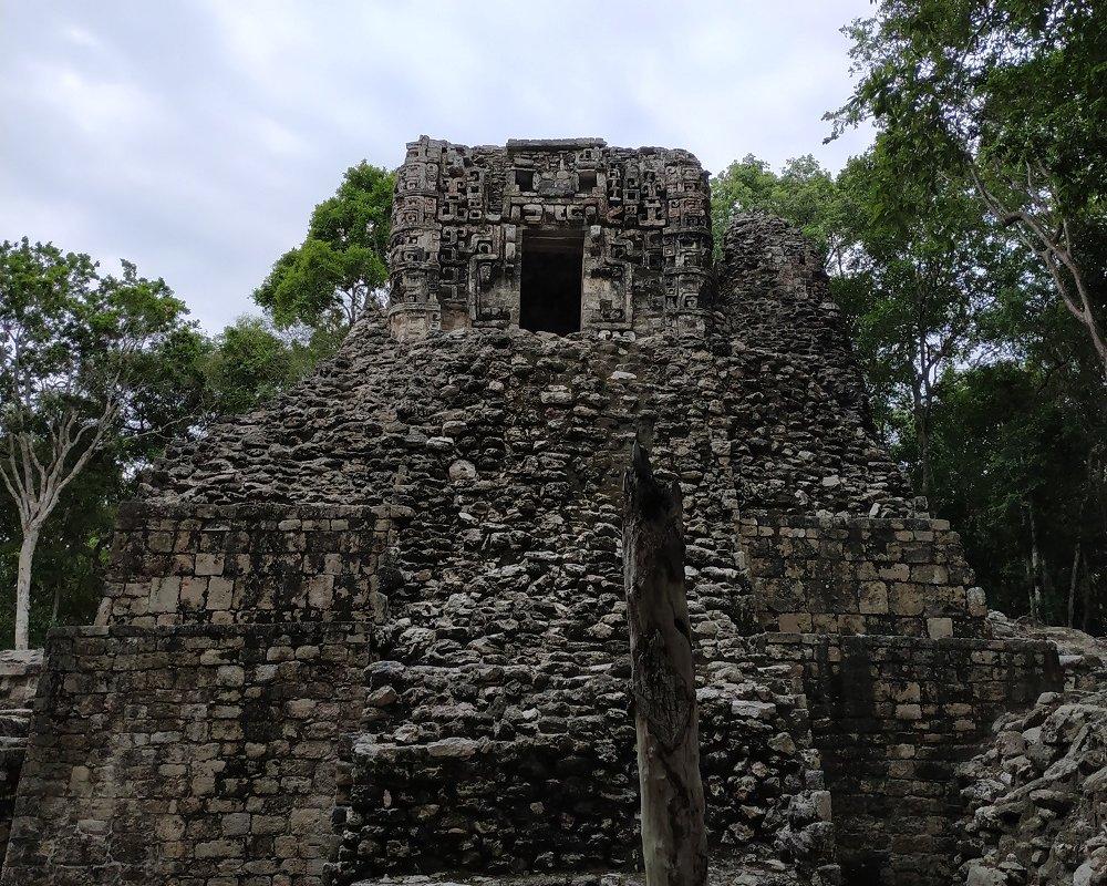 Hormiguero – voyage à Calakmul – Terra Maya