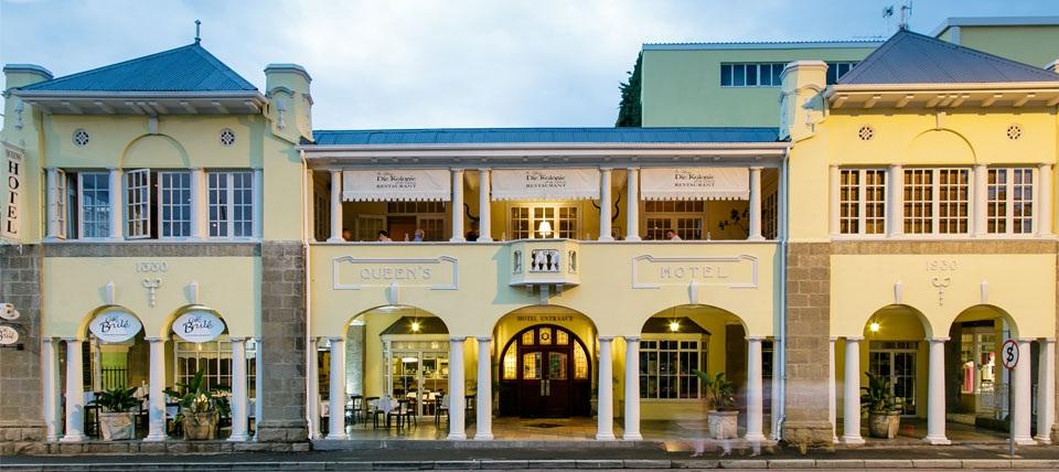 Hotel du Karoo – Afrique du Sud