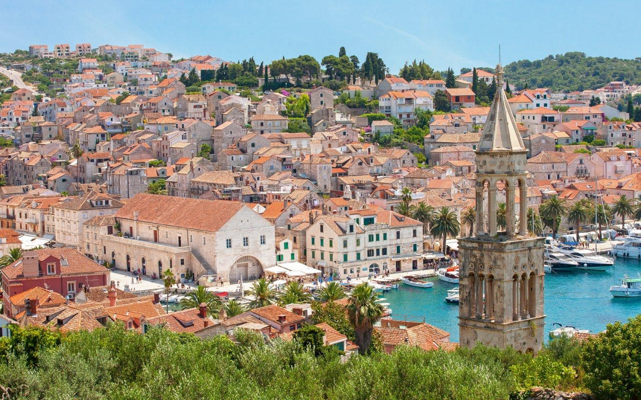 Île de Hvar – Croatie séjour en amoureux