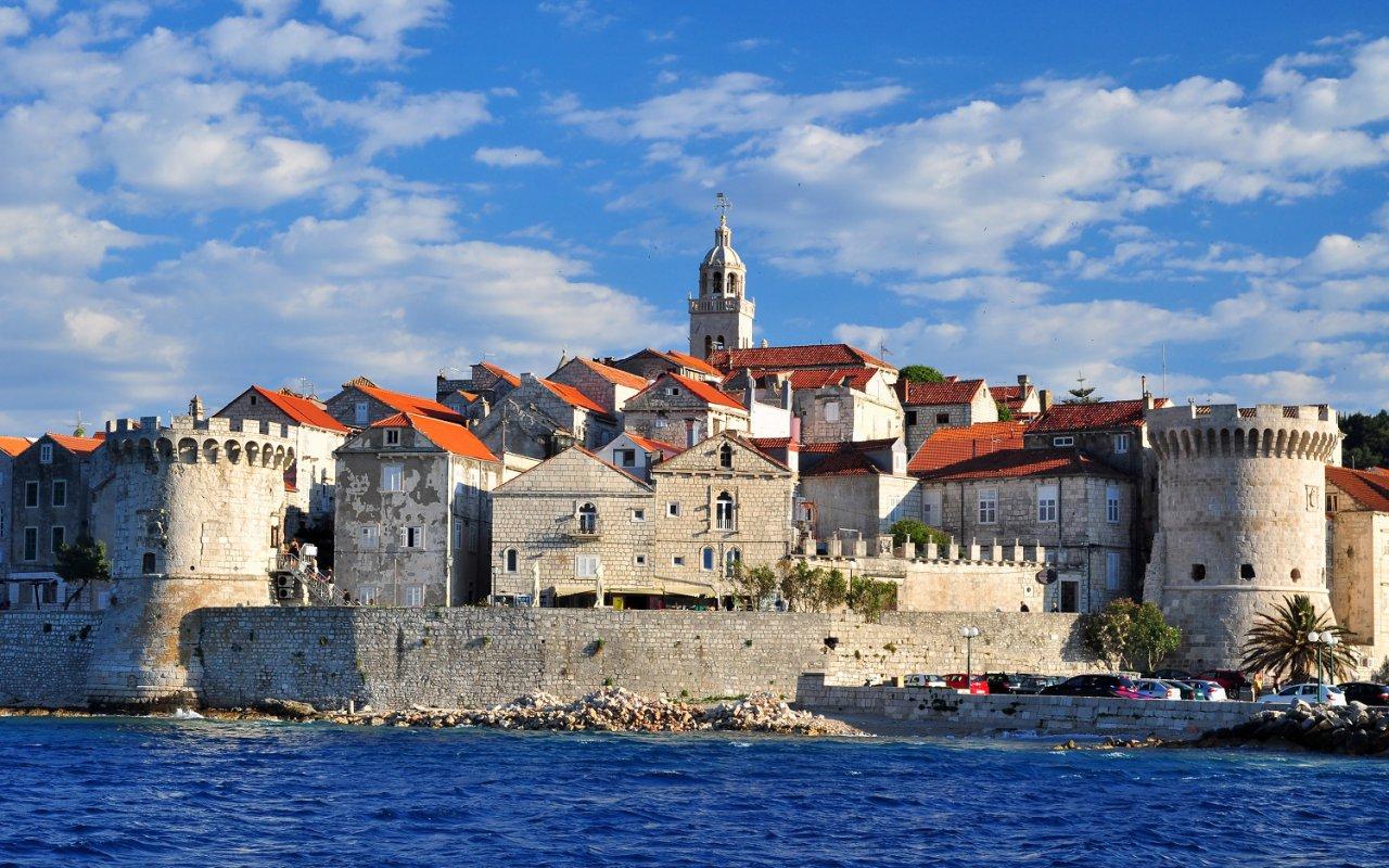 Île de Korcula – Croatie Séjour en amoureux