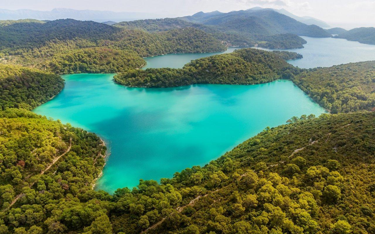 Île de Mljet – Croatie Séjour en amoureux