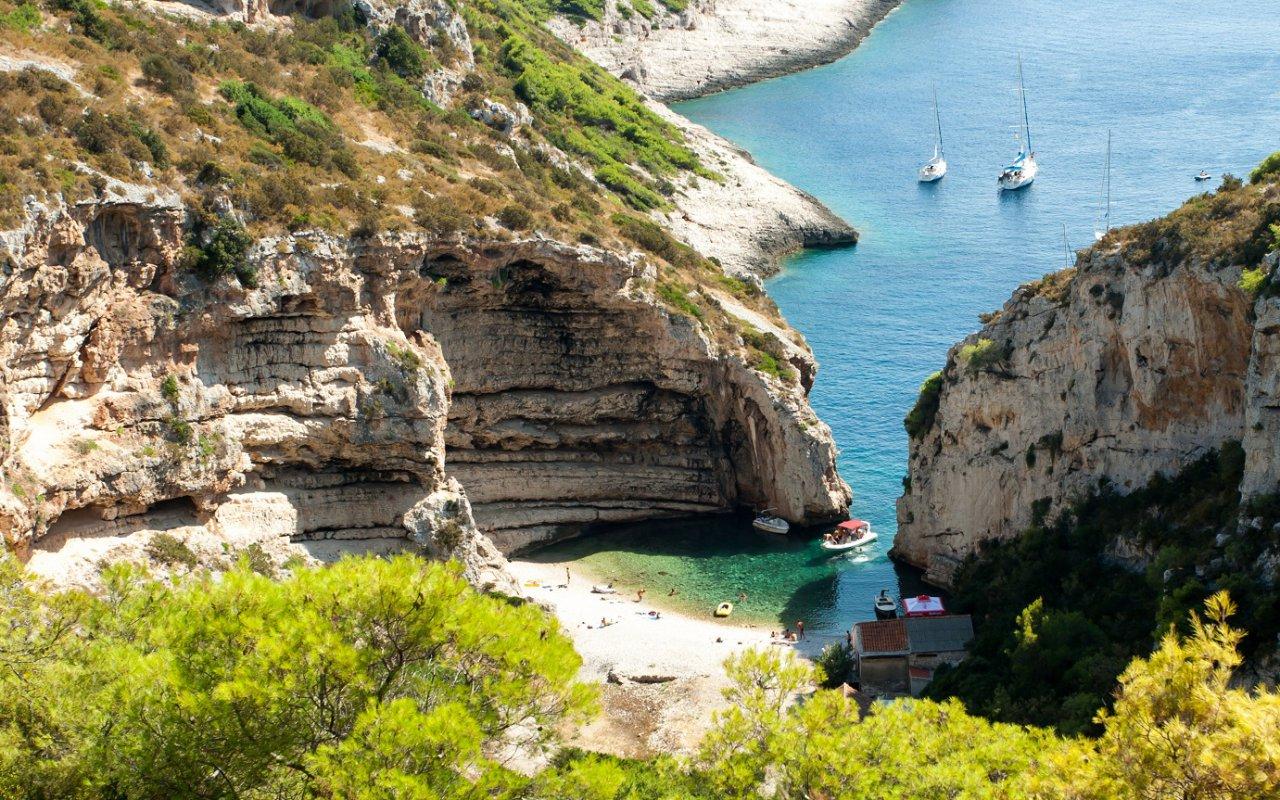 Île de Vis – Croatie séjour en amoureux